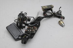 EPS15682 Harley FXR wiring harness + side panel +++ FXRT FXRP FXRS FXRD 1985  | eBayeBay