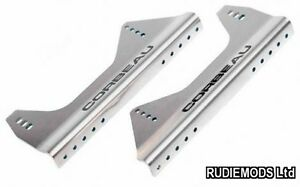 Corbeau-6mm-SILVER-Alloy-side-mounts-for-Corbeau-seats-FIA-approved-1-PAIR