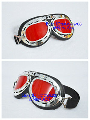 Vocaloid Gumi Megpoid Format Cosplay Goggles Glasses Red