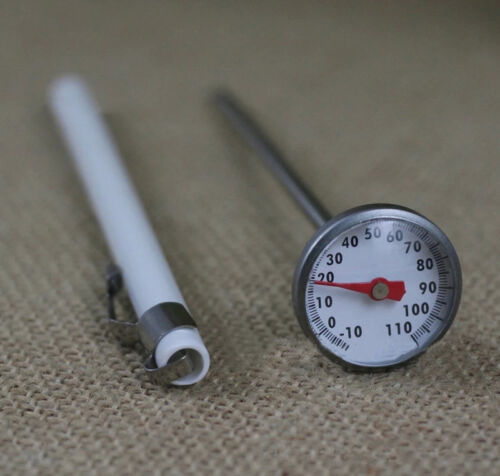 Stainless Steel Oven Cooking Thermometer Needle Food Meat Temperature Gauge GBS