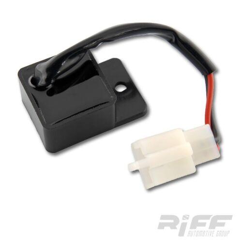 LED Blinker Relais Blinkrelais Blinkgeber Suzuki GS 500 F BK1111 01-02 3-polig