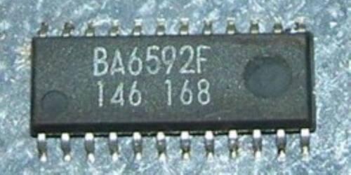 ROHM BA6592F SOP-24 Consumer IC