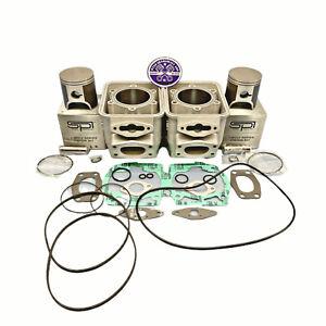 70mm-50-Ski-Doo-500-Cylindres-Spi-Pistons-Joints-1999-2000-Formule-Dlx-Mxz