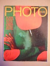 PHOTO ITALIANA n°2 1975 - James Wedge Arthur Tress Expolit di Zimmerman [G591]