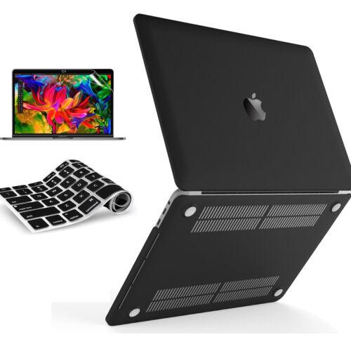 For Apple Macbook Air Pro 11/'/' 13/'/' 15.4/'/' Crystal Hard Case Keyboard Sleeve Bag
