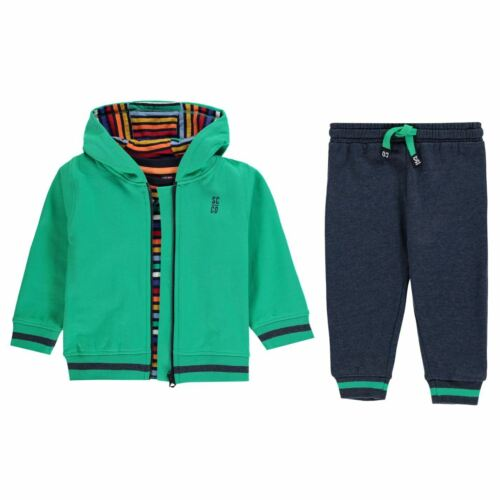 Baby Kids Boys SoulCal 3pc Jog Set Clothing New