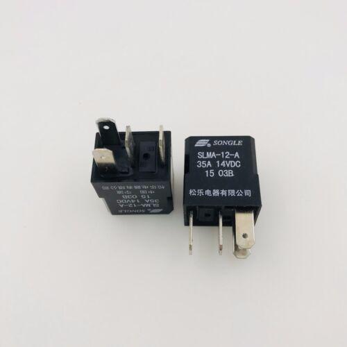1PC NEW Song Le relay SLMA-12-A 35A14VDC 12VDC