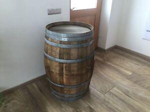 holzfa 225l barriquefa gebrauchtes weinfa eichenfa stehtisch tischfa tisch. Black Bedroom Furniture Sets. Home Design Ideas