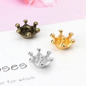 20Pcs-Crown-Bead-Cap-Hanging-Connectors-Epoxy-Resin-Pendant-End-Cap-Jewelry-DIY