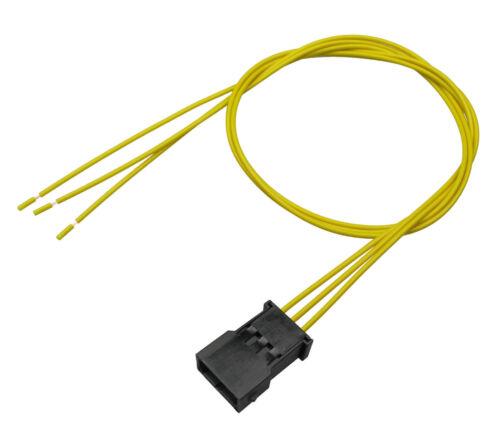 OEM VW 893 971 993 893971993 Conjunto de reparación enchufe los conectores o enchufes 3-pol
