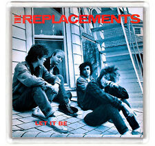 THE REPLACEMENTS LET IT BE 1984 LP COVER FRIDGE MAGNET IMAN NEVERA