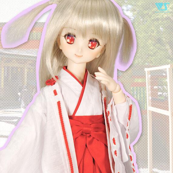 VOLKS HTDP Kyoto 11 Super Dollfie hermana menor Miko Conjunto Mini Super Dollfie MDD SDM SDC 1 4