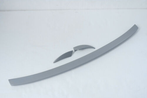 PU Rear Spoiler Tail Wing Fit for Volkswage VW Jetta 5 V 2006-2009 Unapinted