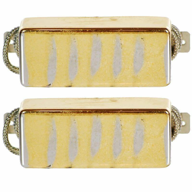 Seymour Duncan Antike II Firebird Mini Humbucker Set Gold Neu