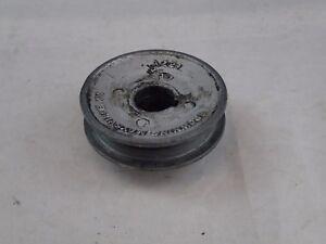 VTG-Metal-Pulley-Wheel-Browning-Maysville-Kentucky-2-3-4-034-Diameter-3-4-034-shaft