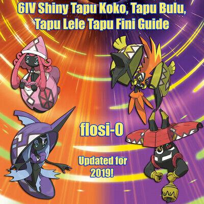 Judyjsthoughts Pokemon Tapu Lele Tapu Koko