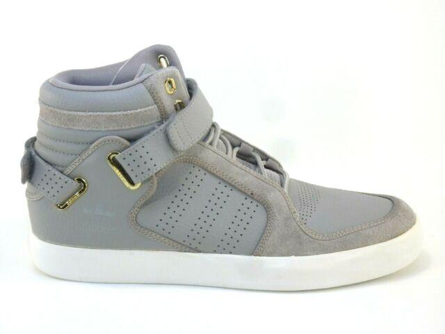 nuestra actualizar Mancha  Size 10 - adidas adirise Mid Gray for sale online | eBay