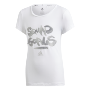 Other Adidas Girls Tshirts Kids Training Cool Tee Running Climacool Coral New Ce6061