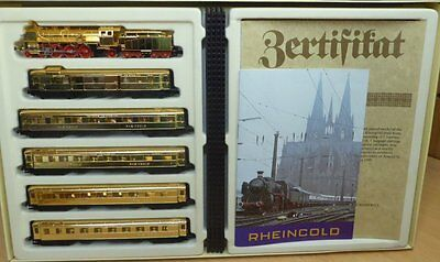 Arnold 0167 Rheingold-set Con Br 18+ 5 Pezzi Rheingold-osi 4 Assi Goldie Per Godere Di Alta Reputazione Nel Mercato Internazionale