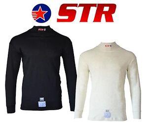 STR-Club-rayon-Nomex-SUPERIOR-Aprobado-Por-La-Fia-Carreras-Ropa-Interior