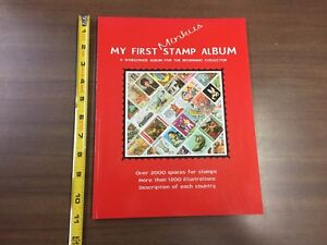 Details about My First Minkus Stamp Album - Beginners World Wide Stamp Album