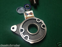 Delco Remy Starter Generator 12 Volt Bearing Type Rear End Plate And Cover