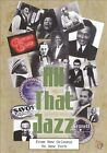 All That Jazz: From New Orleans to New York by Various Artists (DVD, Jun-2010, MVD Visual)