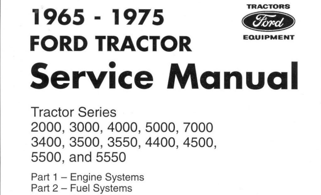 ford 3000 series tractor service parts catalog owners manual 5 rh ebay com ford 5000 workshop manual download ford 5000 repair manual