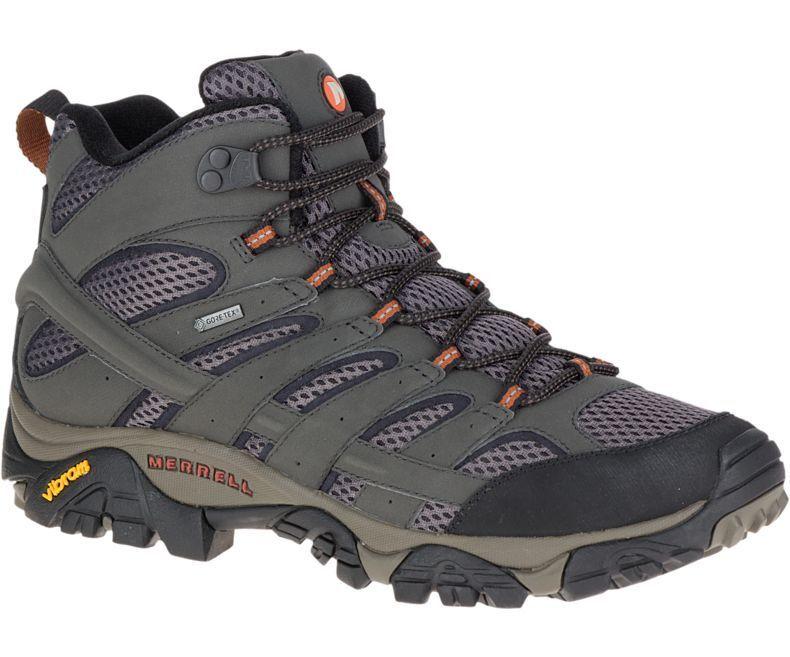 Merrell Moab Mid 2 Gore-Tex GTX shoes Men's -  Beluga J06059