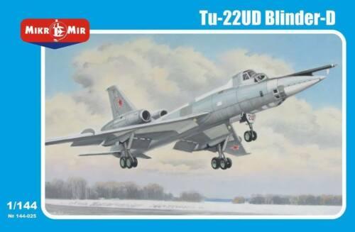 Mikro Mir 144-025 Tu-22 UD /'Blinder D/' 1//144 scale