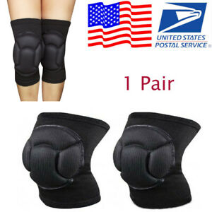 1Pair Knee Pads Kneelet Protective Gear for Work Safety Construction Gardening
