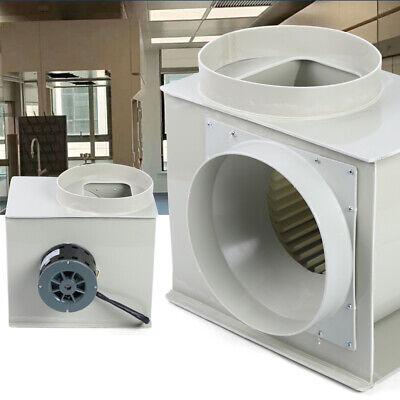 300W PP250 Centrifugal Blower Fan Laboratory Fume Hood Low Noise LXFJ-250