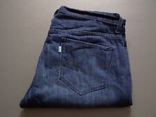 LEVI'S ECO TILTED STRAIGHT JEANS WOMEN'S 12 L / 31 BLUE STRAUSS VINTAGE LEVY415