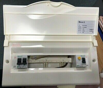 Moeller BC-P10SR63 Consumer Unit 10Way