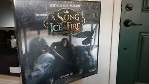 Free Folk Starter Set Core Box Brand New /& Sealed A Song of Ice and Fire