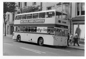 tm4883-Leicester-City-Bus-PBC-98G-to-East-Park-Road-photograph