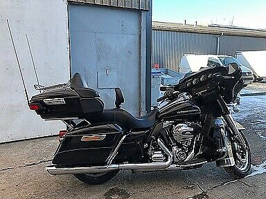 Harley-Davidson Electra Glide Ultra Limited Low