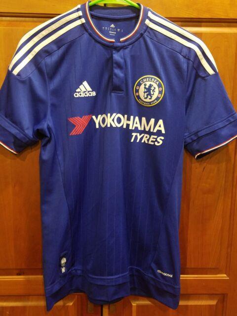 quality design a1484 88694 Women's adidas Chelsea Football Club Soccer Jersey M