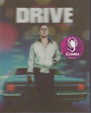 Drive Novamedia Lenticular Blu Ray Steelbook- New & Sealed