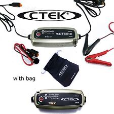 CTEK Multi MXS 5.0 12V Car Battery Smart Trickle Charger & FREE INDICATOR 56-382