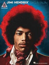 Jimi Hendrix Live at Woodstock Sheet Music Guitar Tablature NEW 000690017