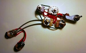 rickenbacker 4001 4003 bass wiring harness w vintage tone option image is loading rickenbacker 4001 4003 bass wiring harness w vintage