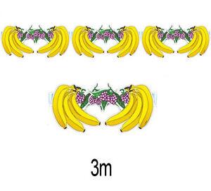 hawaiian fruit banana fruit