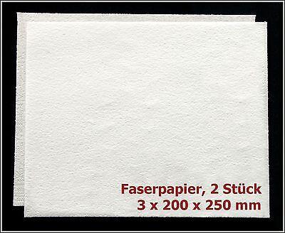 Fusingpapier 8,50€//St HotPot FASERPAPIER 2 Stück 3x200x250 mm