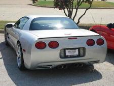 """Chevrolet C5 Corvette Base & Z06 97-04 Rear Trunk Lip Spoiler 3/4"""" Flare End"""