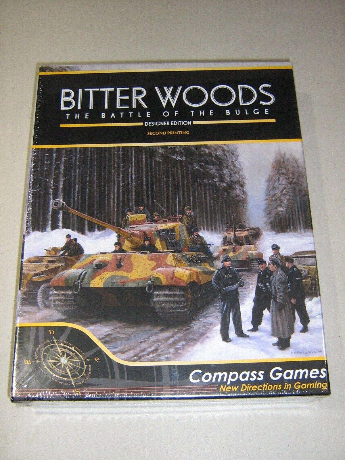 Bitter Woods Designer Edition 2nd Printing (New)