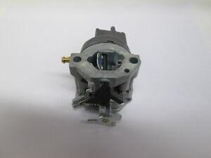 honda carburetor part 16100 z0j 013 fits gc160 engines ebay. Black Bedroom Furniture Sets. Home Design Ideas