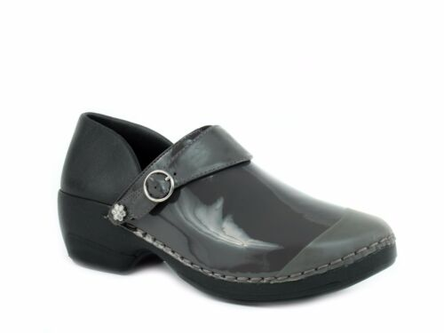 Rocky 4EurSole Womens Nurse Clogs three styles in 1 pair of shoes Gray