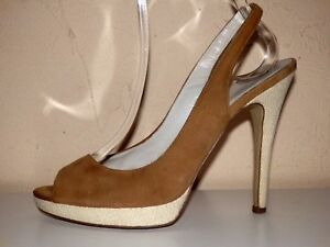 GUESS BY MARCIANO escarpins chaussures pointure 38 authentique