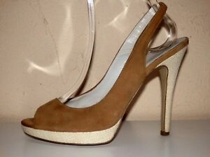 GUESS BY MARCIANO escarpins chaussures authentique pointure 38 authentique chaussures 349847
